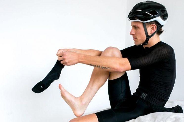 Chaussettes de cyclisme