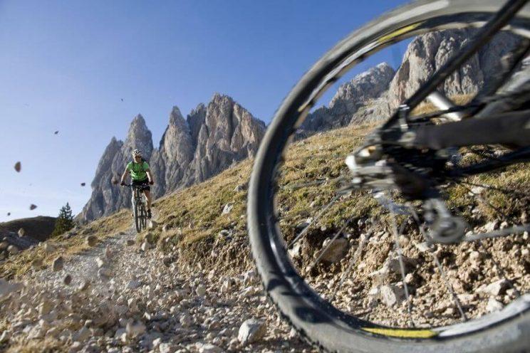 Pneu vélo de montagne
