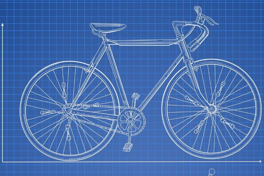Croquis de vélos