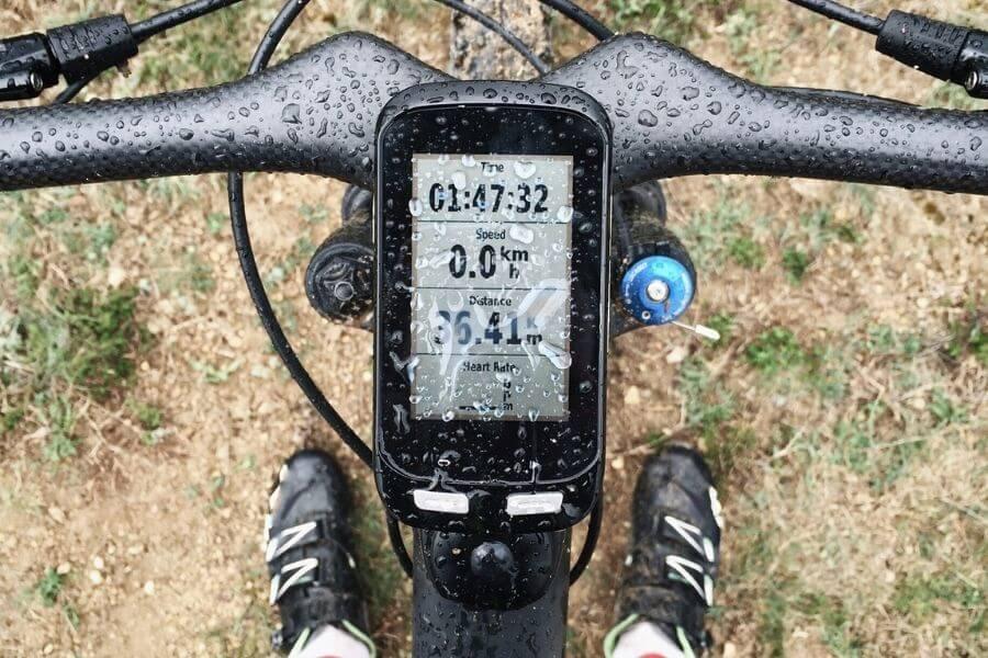 Cyclocompteur pour vélo