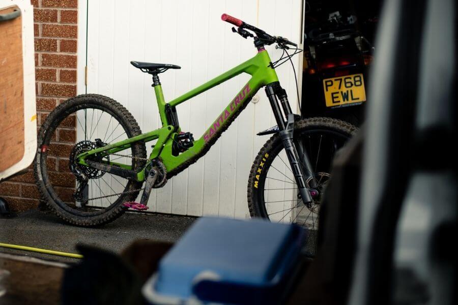 Vélo enduro Santa Cruz Nomad
