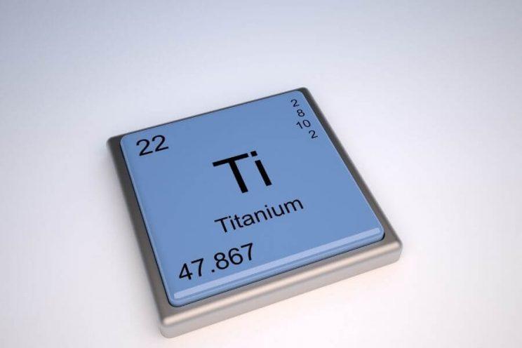 Matériel titanium