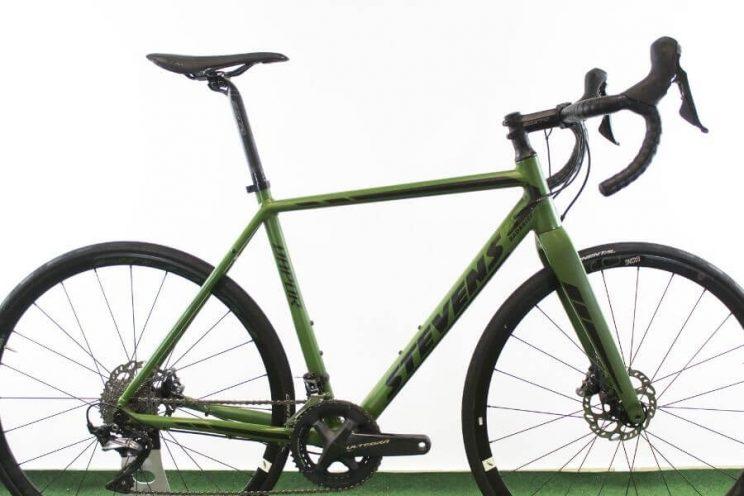 Cadre vélo en aluminium