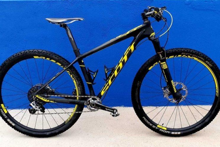 Vélo de montagne Scott